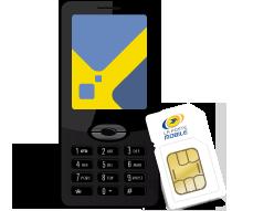 Carte prépayée et recharges - La Poste Mobile