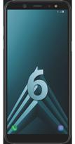 Samsung Galaxy A6 noir 4G+
