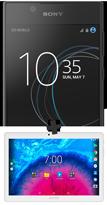 Sony Xperia L1 noir et Tablette 10.1''