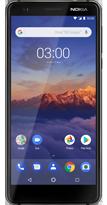 Nokia 3.1 bleu 4G double SIM