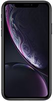 Apple iPhone XR 64Go noir 4G+