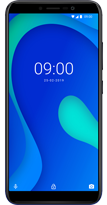 Wiko Y80 anthracite bleu 4G