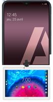 Samsung A10 bleu 4G et Tablette 10.1''