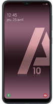Samsung Galaxy A10 bleu 4G double SIM