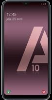 Samsung Galaxy A10 32Go bleu4G doubleSIM