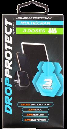 Sony Xperia L1 noir et Drop Protect