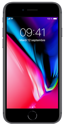 Apple iPhone 8 64Go gris sidéral 4G+