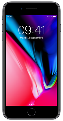 Apple iPhone 8 Plus 64Go gris sidéral 4G+