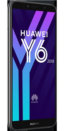Huawei Y6 2018 noir 4G