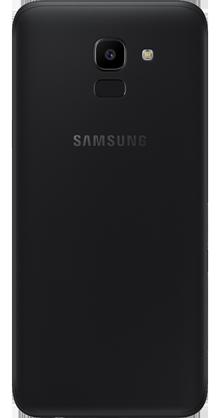 Samsung Galaxy J6 noir 4G