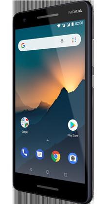 Nokia 2.1 bleu-argent 4G double SIM