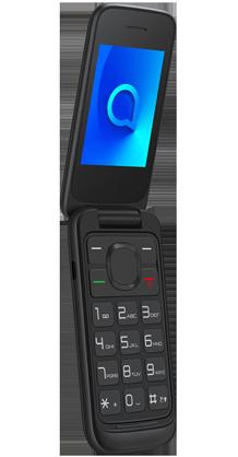 Alcatel 2053D noir double SIM