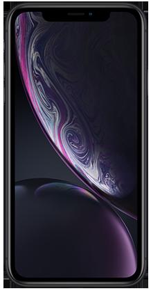 Apple iPhone XR 64Go noir 4G+