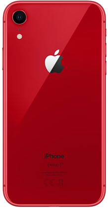 Apple iPhone XR 64Go rouge 4G+