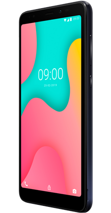 Wiko Y60 anthracite bleu 4G