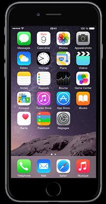 Apple iPhone 6s 64Go Gris Sidéral reconditionné