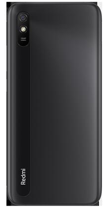 Xiaomi Redmi 9A 32Go gris 4G double SIM