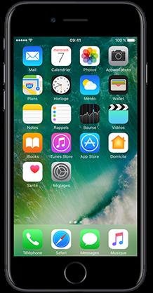 Apple iPhone 7 32Go gris reconditionné