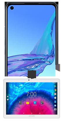 OPPO A53s noir 4G+ et Tablette 10.1