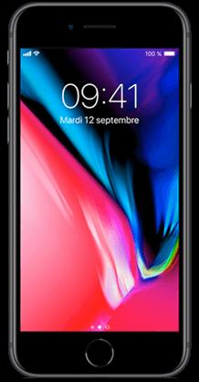 Apple iPhone 8 64Go gris reconditionné