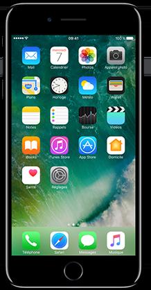 Apple iPhone 7 Plus 32Go noir