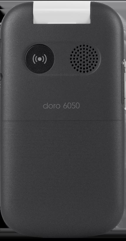 Doro 6050 graphite-blanc