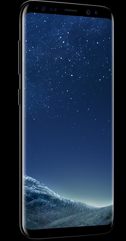 Samsung Galaxy S8 noir carbone 4G
