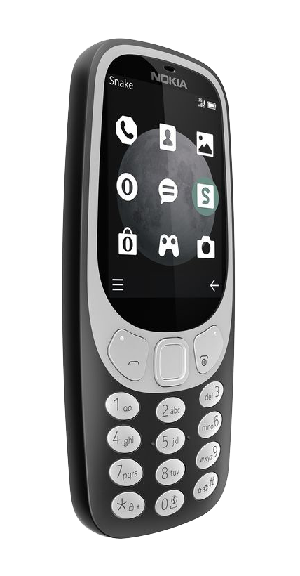 Nokia 3310 Gris 3G