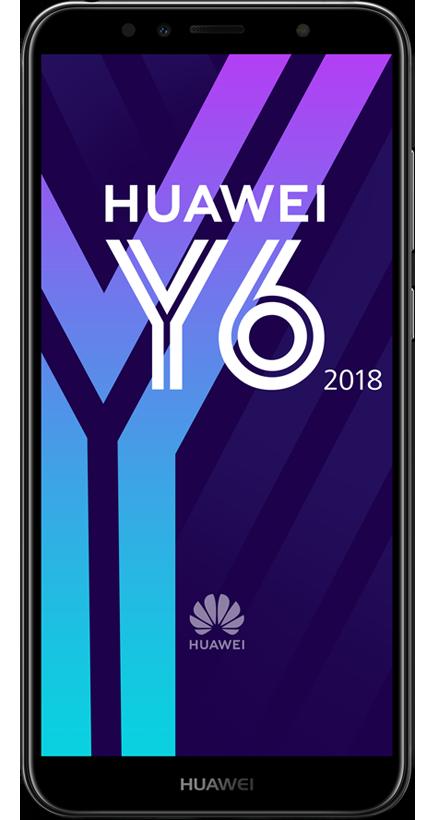Huawei Y6 2018 noir et Tablette 10.1''
