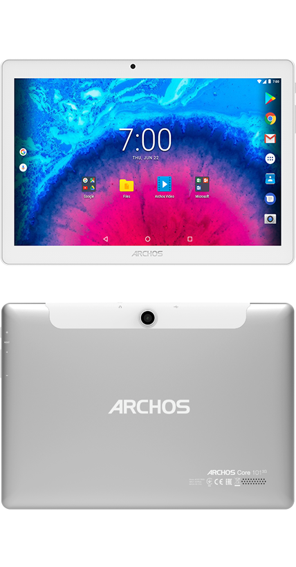 Sony Xperia L1 blanc et Tablette 10.1''