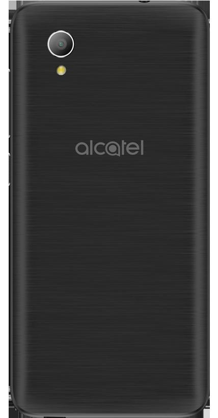Alcatel 1 noir métallique 4G double SIM