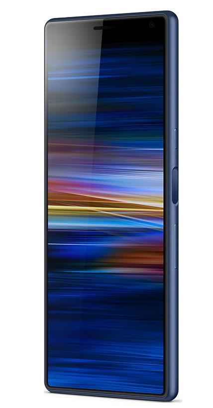 Sony Xperia 10 bleu 4G+