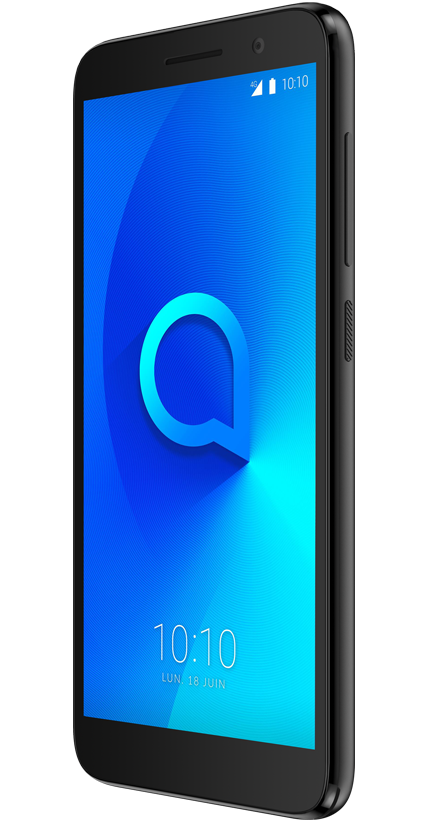 Alcatel 1 noir volcan 4G double SIM DL