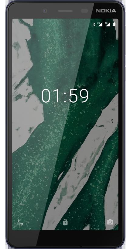 Nokia 1 Plus bleu 4G double SIM