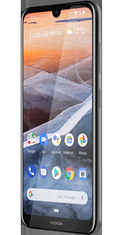 Nokia 3.2 gris 4G double SIM