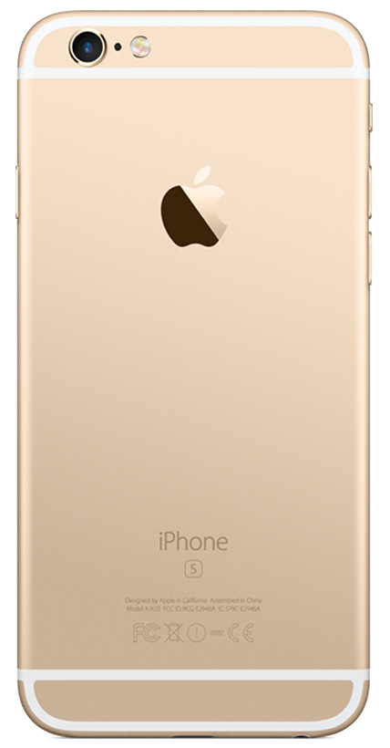 Apple iPhone 6s 16Go Or reconditionné