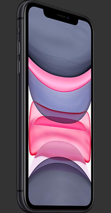 Apple iPhone 11 64Go noir 4G+