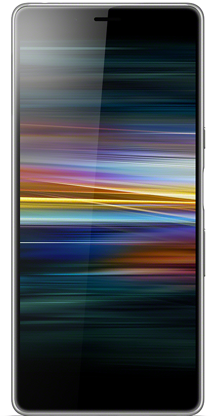 Sony Xperia L3 argent 4G+ double SIM