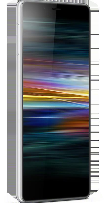 Sony Xperia L3 argent 4G+ et PC Hybride
