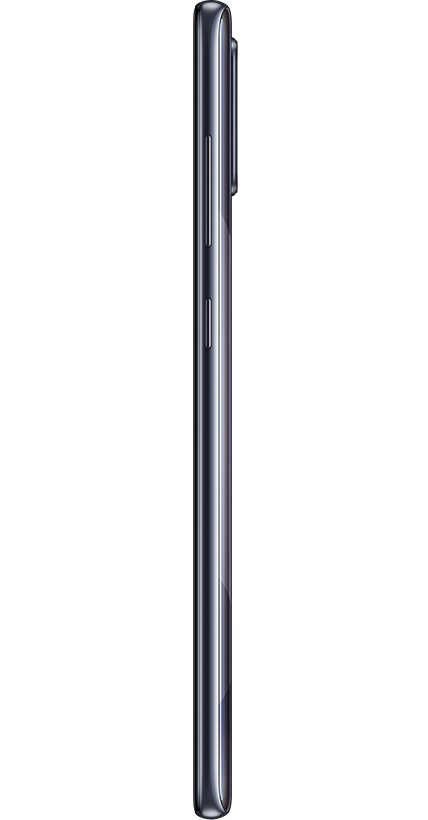 Samsung Galaxy A71 noir 4G+ double SIM