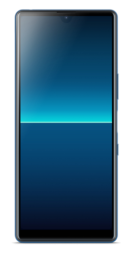 Sony Xperia L4 64Go bleu 4G+ double SIM
