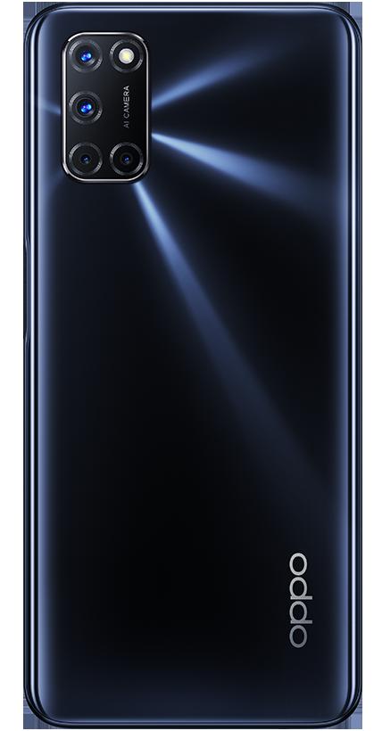 OPPO A72 128Go noir 4G+