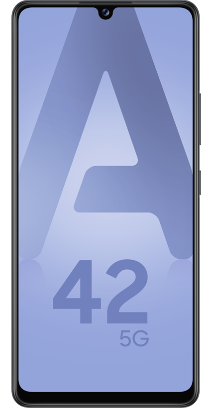 Samsung Galaxy A42 128Go noir 5G