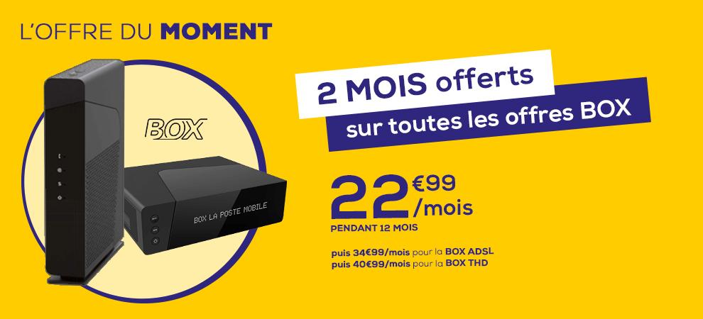 offre Box + Mobile