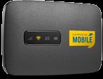 Prêt de galet/boîtier 4G La Poste Mobile en cas d'interruption de service.