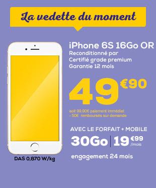 La vedette du moment - Le téléphone Samsung Galaxy A20e à seulement 29,90€ avec les forfait 2Go à 17,99€/mois : Prix Client BOX