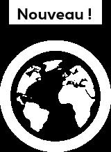 Pictogramme option avantage international