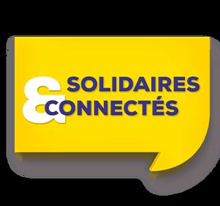 Solidaires et connecté