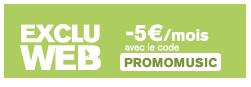 Exclu Web 2h 5Go 4,99€/12 mois puis 9,99€/mois