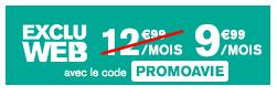 Exclu Web 2h 5Go 4,99€; sans condition de durée